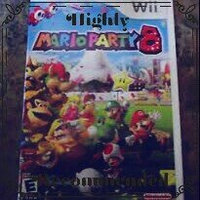 Nintendo Mario Party 8 uploaded by nelly l.