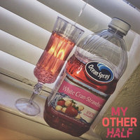 Ocean Spray White Cranberry and Strawberry Juice Drink uploaded by Darriyen I.