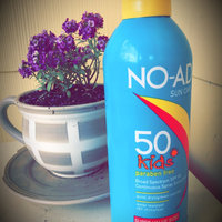 NO-AD: Kids Continuous Aerosol Spray SPF 50 uploaded by Alyssa C.