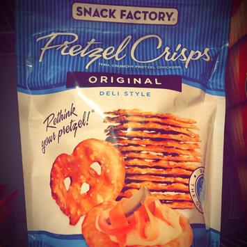 Photo of Pretzel Crisps® Crackers Original uploaded by Brooke S.