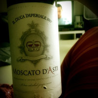 Il Conte d'Alba Moscato D'Asti NV 750ml uploaded by Cora A.