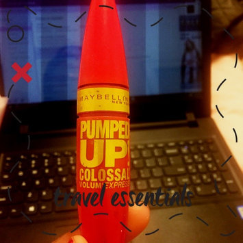 Maybelline Volum'Express Pumped Up! Colossal Waterproof Mascara uploaded by Jacqueline M.