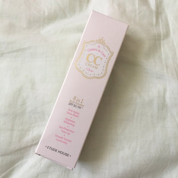 Etude House CC Cream SPF30 PA++ #2 Glow uploaded by Fiona T.