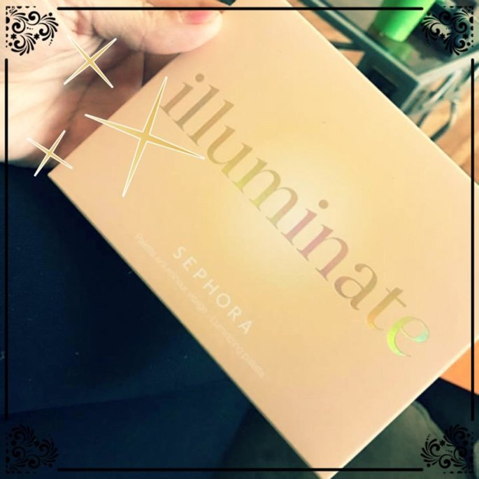 SEPHORA COLLECTION Illuminate Palette uploaded by Cierra S.