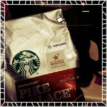 Photo of Starbucks Coffee Pike Place Medium Roast Coffee Beans uploaded by Jessica George O.