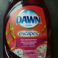 Dawn Escapes Dishwashing Liquid Thai Dragon Fruit uploaded by tara m.