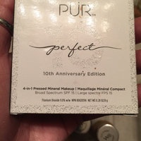 PÜR Cosmetics Bling 4-in-1 Pressed Mineral Powder Foundation SPF 15 uploaded by Brie F.