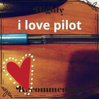 Pilot Acroball Pure White uploaded by Sarita P.