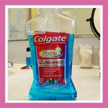 Colgate Total® Advanced Pro-Shield Mouthwash uploaded by Ashley C.