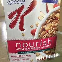 Special K® Kellogg's Nourish® Apple Raspberry Almond Cereal uploaded by Valenna P.