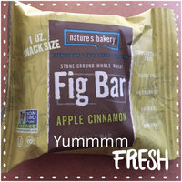Nature's Bakers Nature's Bakery Whole Wheat Fig Bar, Apple Cinnamon, 6 Bars (Pack of 12) uploaded by Jasmine D.