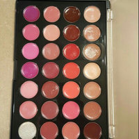 BH Cosmetics Lip Gloss Palette, 32 Color uploaded by Taylor W.