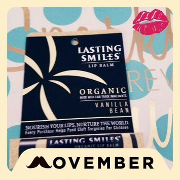 Photo of Lasting Smiles® Peppermint Creme Organic Lip Balm- 0.15 oz uploaded by Xioma R.