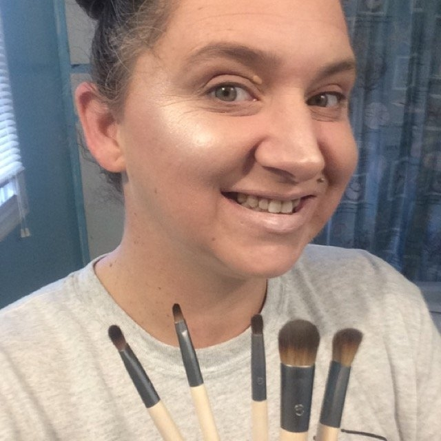 Ecotools Makeup Brushes  uploaded by Jamie V.