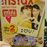Fujifilm Instax Mini Twin Pack Instant Film [Standard Packaging] uploaded by Katie C.