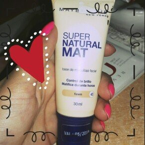 Photo of Maybelline Super Natural Mat uploaded by Anita A.
