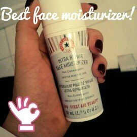 First Aid Beauty Ultra Repair Face Moisturizer uploaded by Yetza S.