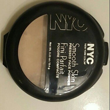 Face Powder Pressed Smooth Skin NYC - New York Color uploaded by Addie J.