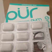 Pur Wintergreen Gum uploaded by Krys B.