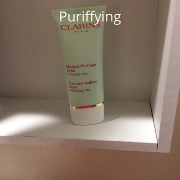 Photo of Clarins Truly Matte Pure and Radiant Mask uploaded by Djdj B.