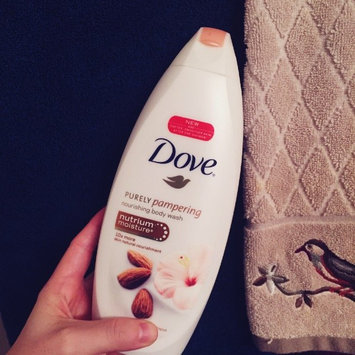 Photo of Dove Purely Pampering Almond Cream with Hibiscus Body Wash uploaded by Jordan N.