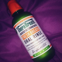 TheraBreath Naturally Oxygenating Oral Rinse uploaded by Amanda L.