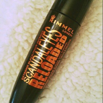 Photo of Rimmel Scandaleyes Xx-treme Mascara - Black uploaded by Alba A.