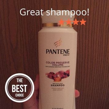 Pantene Pro-V Color Preserve Volume Shampoo - 21.1 oz uploaded by Crystal V.