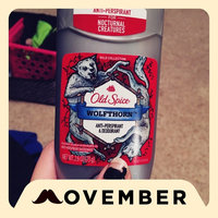 Old Spice Wild Collection Invisible Solid Anti-Perspirant & DeodorantWolfthorn Scent uploaded by Mallory C.