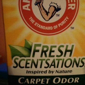 Photo of ARM & HAMMER™ Fresh Scentsations™ Carpet Odor Eliminator  Island Mist uploaded by LoLo M.