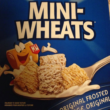 Photo of Frosted Mini-Wheats Cereal Original uploaded by Sarah R.