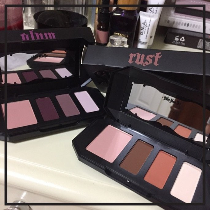 Kat Von D Shade + Light Eye Contour Quad Plum uploaded by Jessica D.