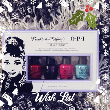 Photo of Opi Products, Inc. Nail Polish uploaded by Katie D.