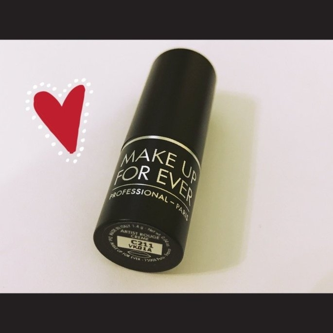 MAKE UP FOR EVER Artist Rouge Lipstick Collection uploaded by Marsha X.