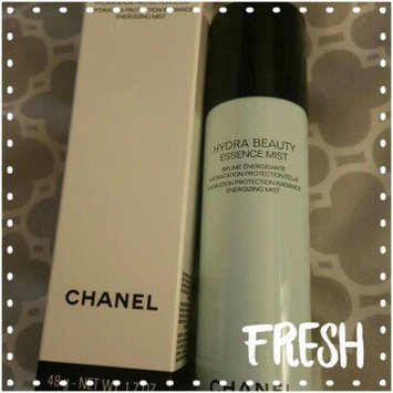 Photo of Chanel HYDRA BEAUTY ESSENCE MIST Hydration Protection Radiance Energizing Mist-NO COLOUR-50 ml uploaded by Sara C.