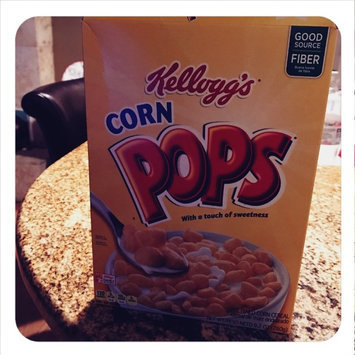 Photo of Kellogg's Corn Pops Cereal uploaded by Alaska y.