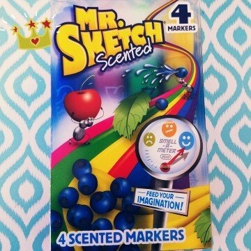 Mr. Sketch Scented Washable Markers uploaded by Rachael C.