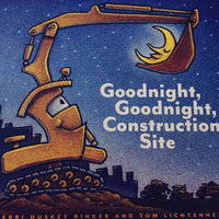 Goodnight, Goodnight Construction Site Sound Book uploaded by Jennifer H.