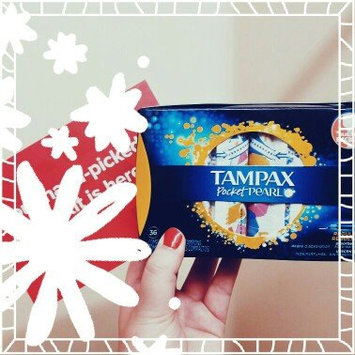 Photo of Tampax Pocket Pearl Regular uploaded by Cass R.