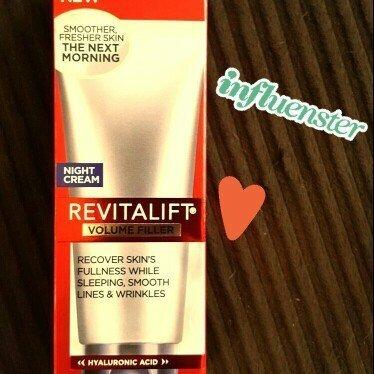 L'Oréal® Paris RevitaLift® Volume Filler Night Cream uploaded by Leslie P.