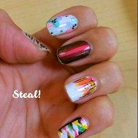 JORDANA Pop Art Nail Design With Precision Brush uploaded by Jasmine U.