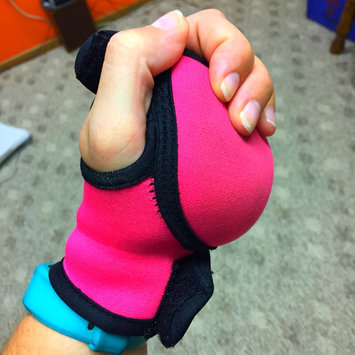 Photo of J-Fit Weighted Gloves (1 lb each) uploaded by Sally G.