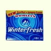 Wrigley's Winterfresh Gum uploaded by Shontay h.