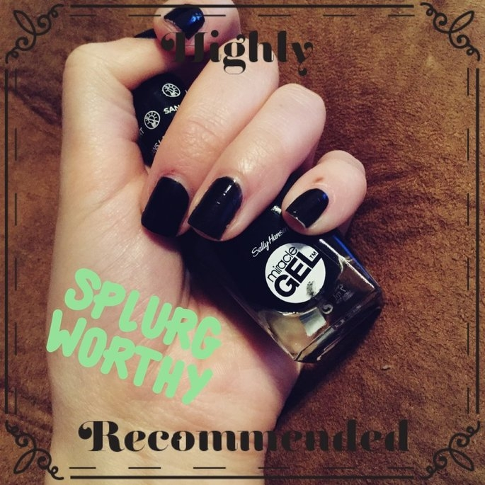 Sally Hansen® Miracle Gel™ Nail Polish uploaded by Liz M.