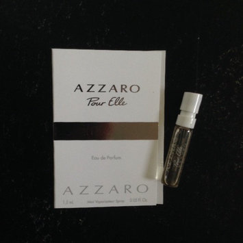Photo of Azzaro Pour Elle 1.7 Refillable Edp Sp uploaded by Lena R.