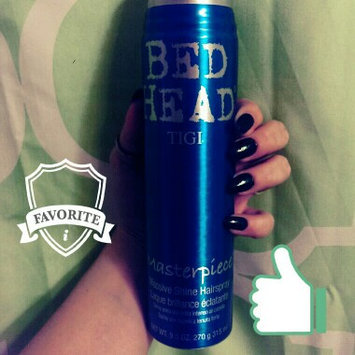 Photo of Bed Head Masterpiece™ Massive Shine Spray uploaded by Krista P.