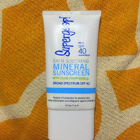 Supergoop! Skin Soothing Mineral Sunscreen Broad Spectrum SPF 40 2.4 oz uploaded by Guadalupe G.
