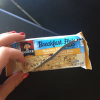 Quaker Life® Banana Honey Nut Breakfast Flats uploaded by Kaitlyn V.