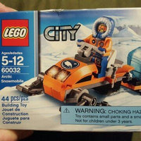 LEGO City Arctic Snowmobile 60032 uploaded by Beth H.