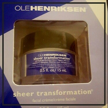 Ole Henriksen Sheer Transformation uploaded by Leticia G.